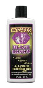 Wizard Black Renew™, 8 oz.