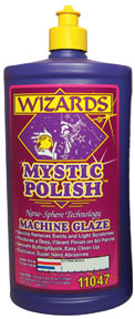 Wizard Mystic Polish Machine Glaze, 32oz