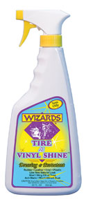 Wizard Vinyl Shine™, 22oz.