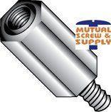 X 6mm Hex Metric Hex Male-Female Aluminum Standoffs